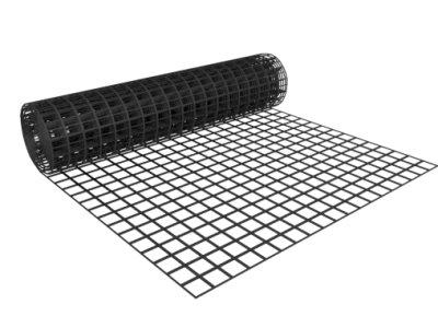 Полиэфирная сетка. Технические особенности производства